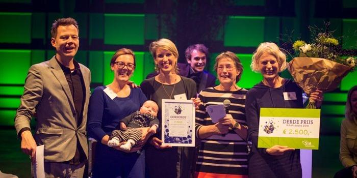 Drie DAS-lectoraten in de prijzen bij RAAK Award